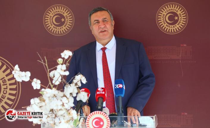 """CHP'li Gürer: """"AKP döneminde pamuk ithalatı yüzde 57 arttı"""""""