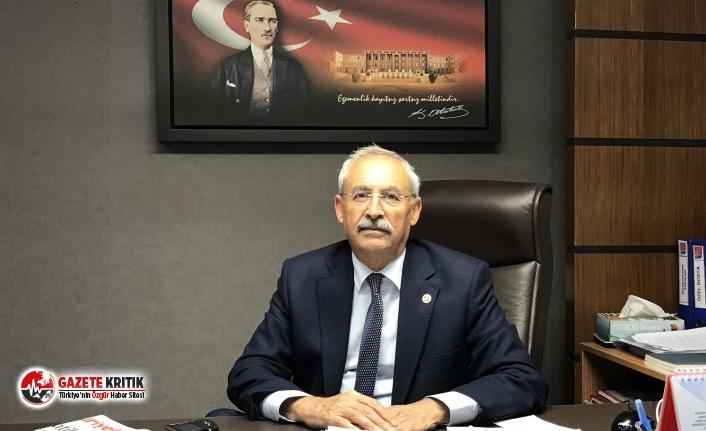 CHP'li Kaplan'dan 29 Ekim Mesajı!