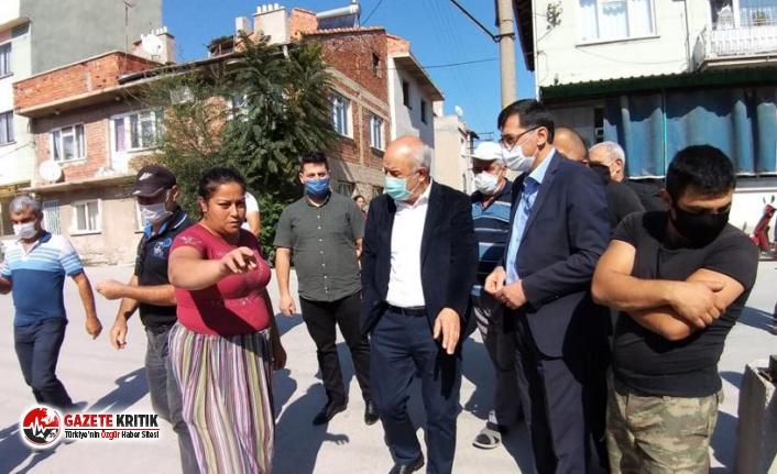 CHP'li Kasap: Osmangazi Mahallesi kentsel dönüşüm kurbanı oldu!