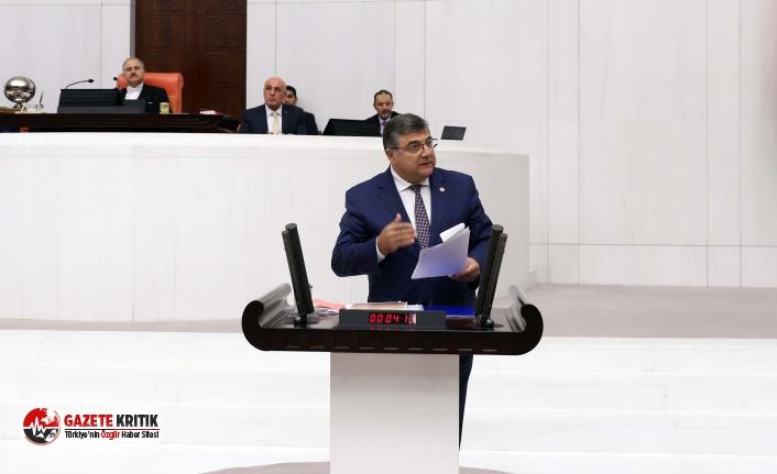 CHP'li Sındır:Yerel yönetimlerin mali özerkliği tırpanlanıyor