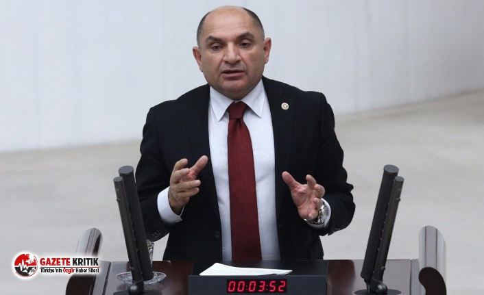CHP'li Tahsin Tarhan: 'Enerji de yandaş şirket düzeni''