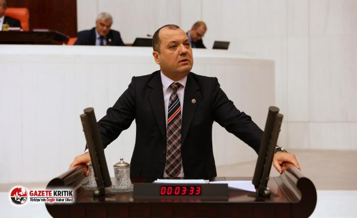 CHP Milletvekili Dr. Aygun'dan Tekirdağ'daki Su Sıkıntısına Önerge