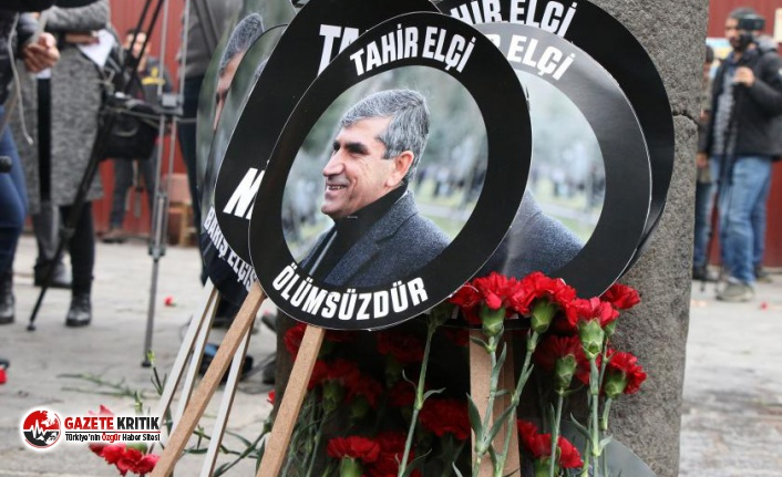 CHP'den Tahir Elçi davası ile ilgili açıklama: Davanın takipçisi olacağız