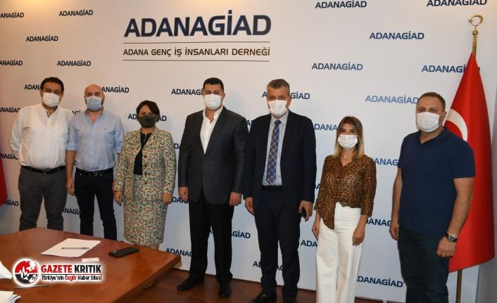 CHP'li Milletvekilleri pandemide KOBİ'leri unutmadı