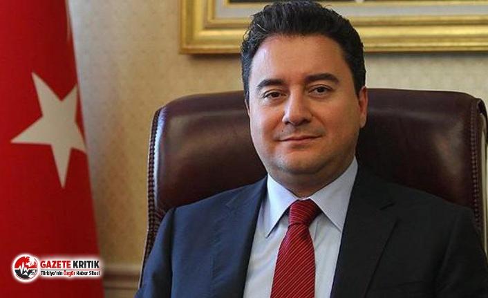DEVA Partisi lideri Ali Babacan, AKP'den neden ayrıldığını açıkladı