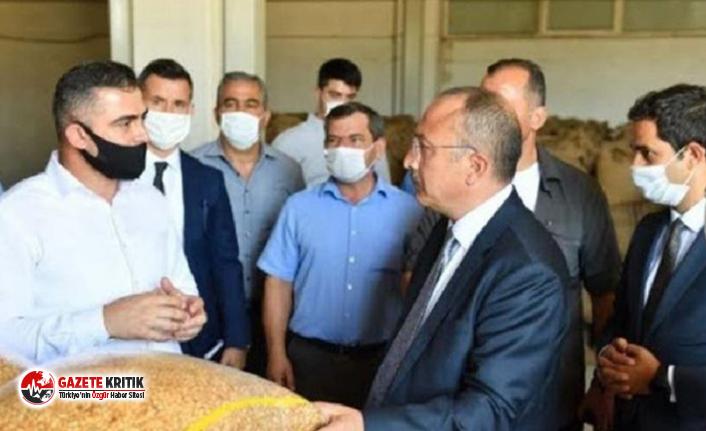 Esnafla diyaloğu tepki çeken Denizli Valisi, geçen ay Koronavirüs denetimi sırasında maske kullanmamış!