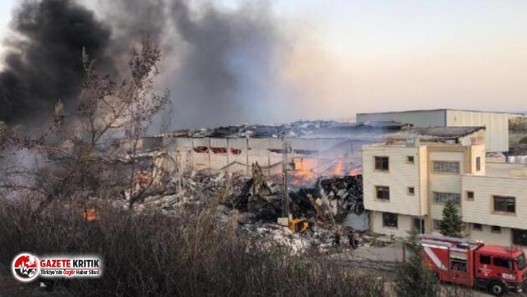 Hatay'da büyük yangın! Alevler yeniden evlere sıçradı