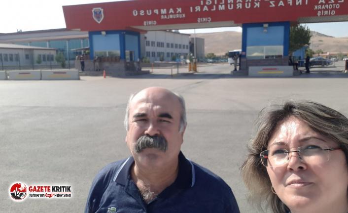 HKP, Sincan Cezaevi'nde tutuklu yargılanan Müyesser Yıldız'ı ziyaret etti