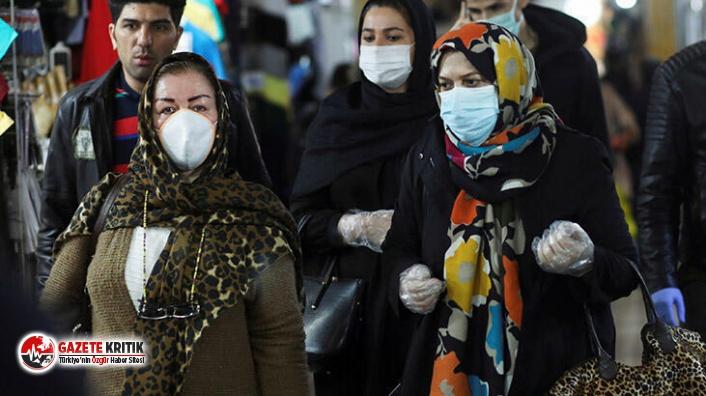 İran'da koronavirüs nedeniyle 312 kişi daha hayatını kaybetti