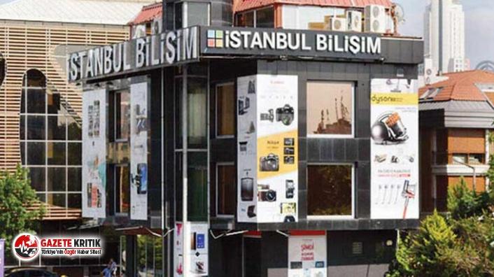 İstanbul Bilişim hakkında iflas kararı