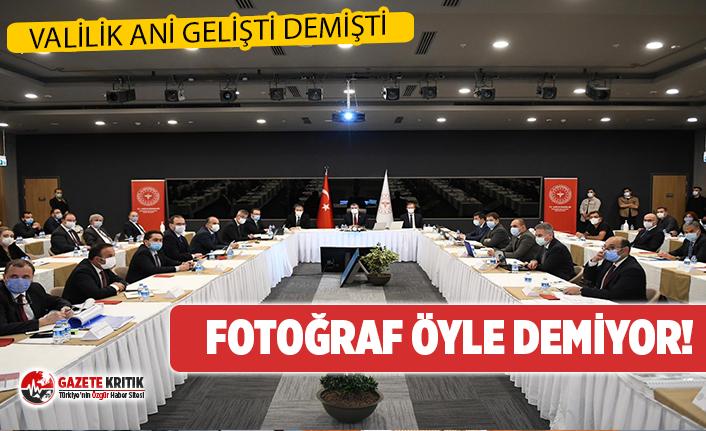 İstanbul Valiliği kovid toplantısında Ekrem İmamoğlu neden yoktu sorusuna cevap verdi: Ani gelişti