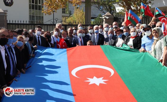 İYİ Parti'den Azerbaycan'a Destek: Azerbaycan'ın ve Bütün Türklerin Davası, Bizim Davamızdır!