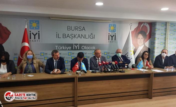 İYİ Parti'li Tatlıoğlu: Yeni Ekonomi Programı 2023 Hedeflerinin Çöpe Gittiğinin İlanıdır!