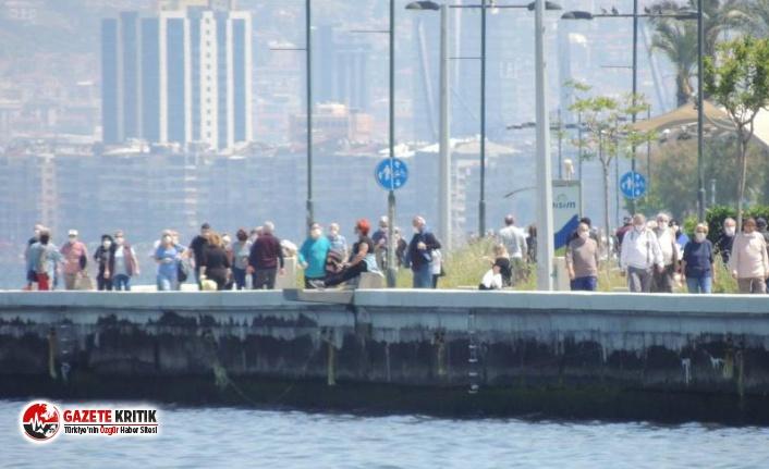 İzmir Valisi:Kovid-19 vaka sayısı 20 gün öncesine göre 3.5 kat arttı