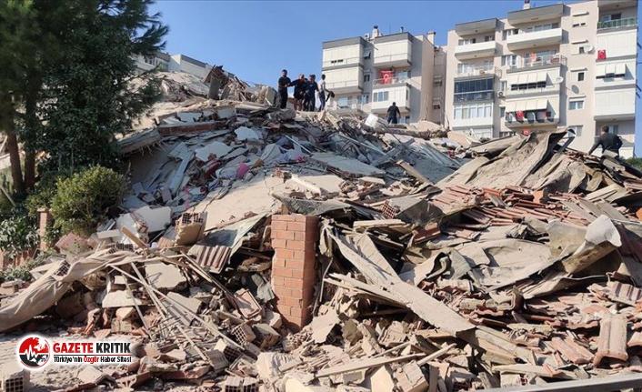Kandilli Rasathanesi: İzmir'de 1.5 saatte 21 artçı deprem meydana geldi