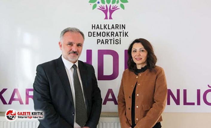 Kars Belediye Eş Başkanı Alaca ve çok sayıda HDP'li gözaltına alındı