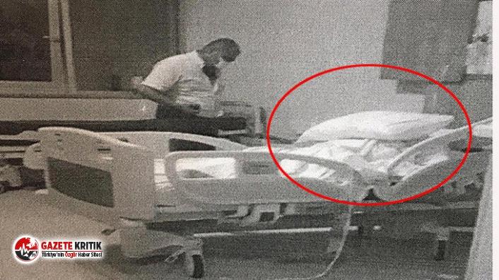 Koronavirüslü kayınvalidesini hastanede öldürmeye kalkıştı!