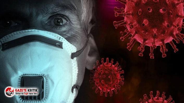 Koronavirüsün nadir görülen bir belirtisi ortaya çıktı
