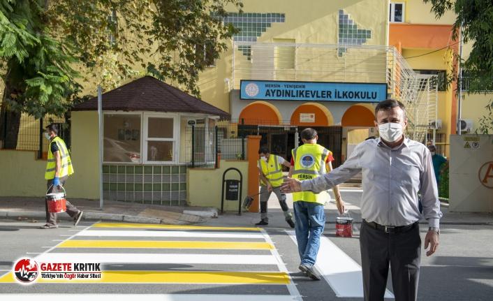 Mersin Büyükşehir, Önceliği Can Güvenliğine Veriyor