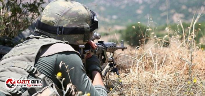 MSB açıkladı: 6 terörist etkisiz hale getirildi