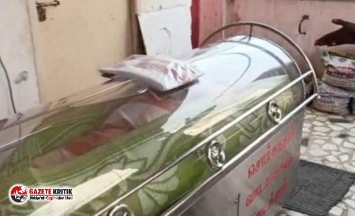 Öldü zannedilerek soğutucuya konulan adam donarak hayatını kaybetti
