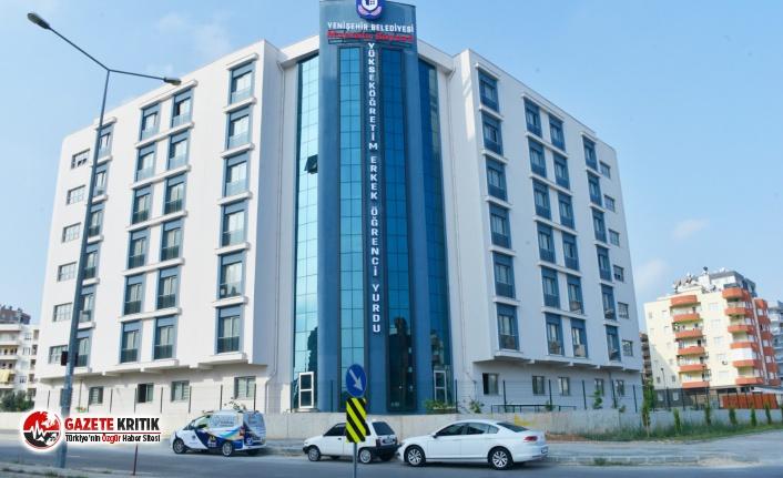 Sağlıkçılar Yenişehir Belediyesinin yurt hizmetinden memnun