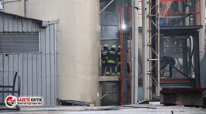 Teverpan Çerkezköy fabrikasında patlama: 3 işçi yaralandı
