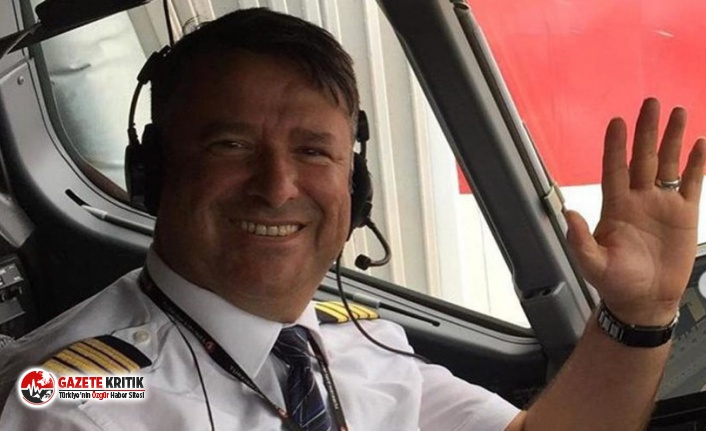Türk Hava Yolları pilotu koronavirüs nedeniyle yaşamını yitirdi