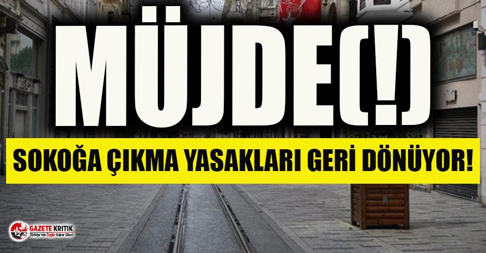 Türkiye'de sokağa çıkma yasakları geri dönüyor!
