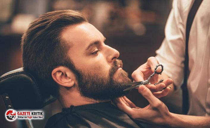 Uzun sakal ve bıyık, koronavirüs bulaş riskini artırıyor!
