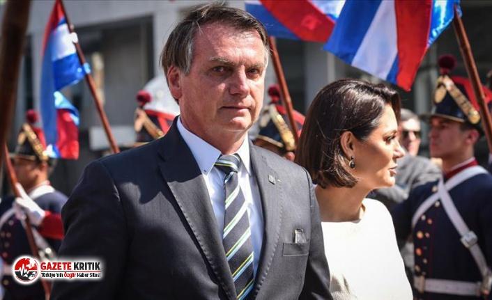 Yardım paraları Brezilyalı senatörün iç çamaşırlarından çıktı