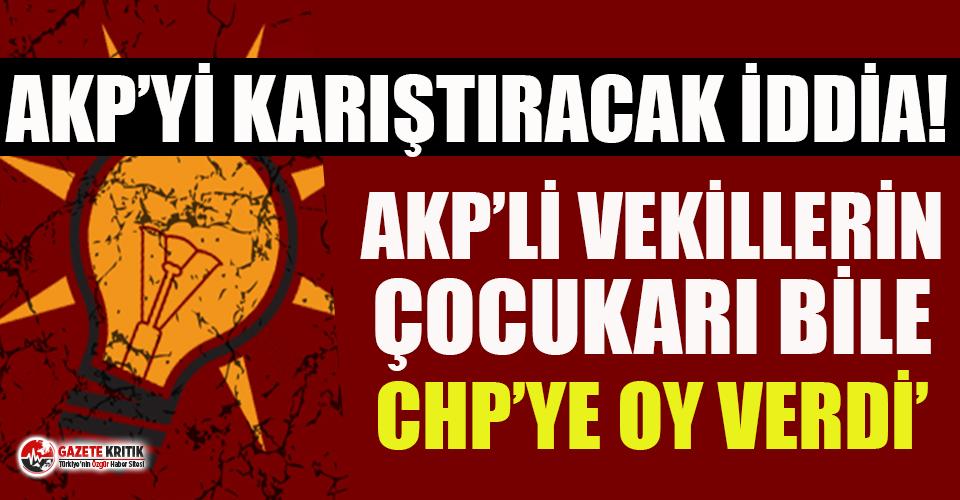 23 Haziran İstanbul Seçimi ile ilgili AKP'yi karıştıracak bomba iddia!