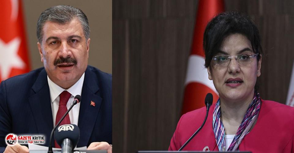 9.8 liralık kiti 32 liraya satan USHAŞ'ın yönetiminden Fahrettin Koca'nın yardımcısı Emine Alp Meşe çıktı