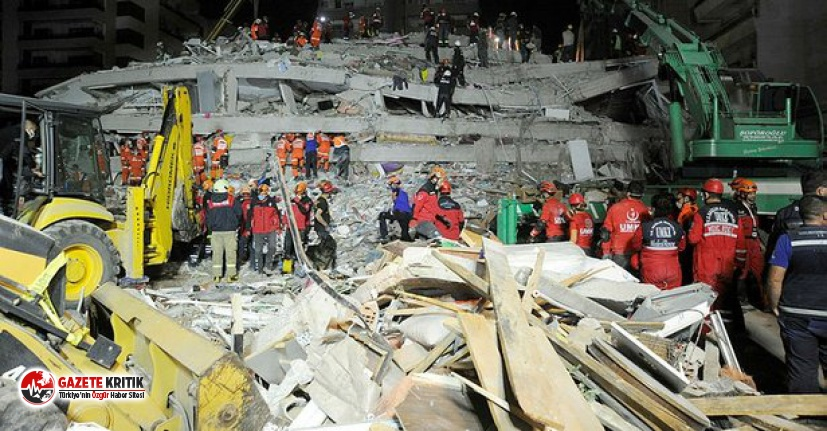 AFAD: Depremde 83 kişi hayatını kaybetti, 994 kişi yaralandı