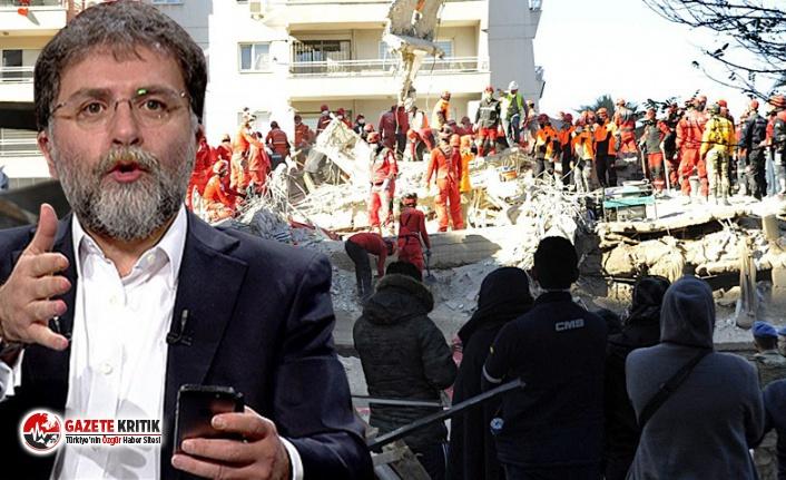 Ahmet Hakan'dan 'Riskli binalarda oturmayın' diyen Bakan Kurum'a: Tavsiyenize zerre kadar ihtiyaç yok