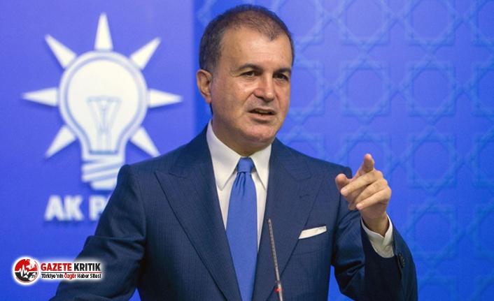 AKP Sözcüsü Çelik: Demokrasimiz bedeli ödenmiş ve hakedilmiş bir demokrasidir!