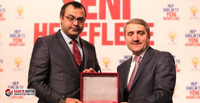 AKP'li delege 66'ncı ihalesini aldı