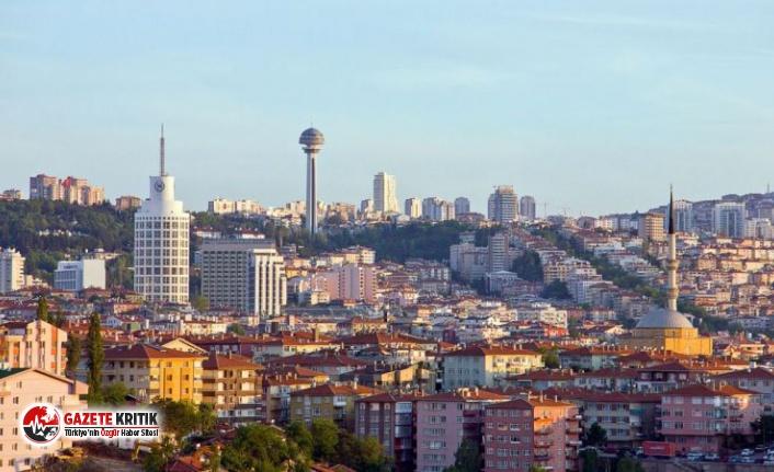 Ankara'da 450 bin kişi Covid-19'a yakalandı