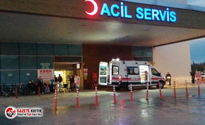 Atatürk'e hakaret eden arkadaşını ayağından vurdu