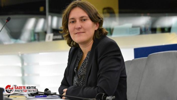 Avrupa Parlamentosu üyesi Kati Piri'den olay 'damat' göndermesi