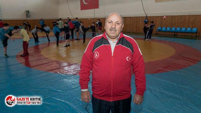 Avrupa Şampiyonu milli güreşçi Reşit Karabacak koronavirüsten hayatını kaybetti