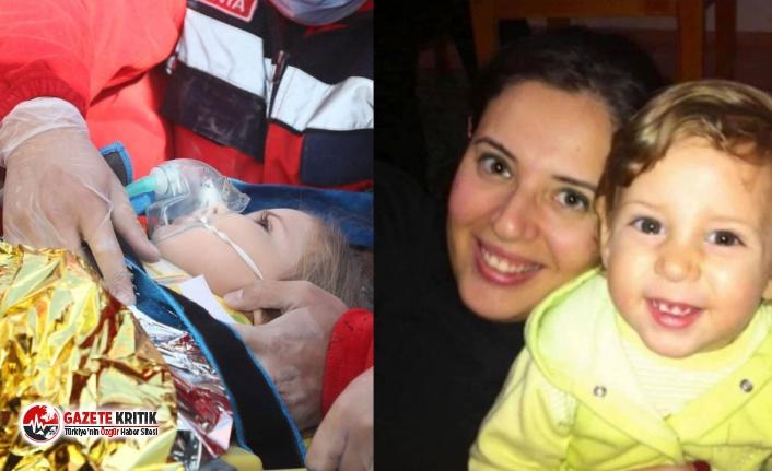 Ayda'nın babası Ufuk Gezgin acı gerçeği anlattı: Depremden 20 dakika önce konuştum