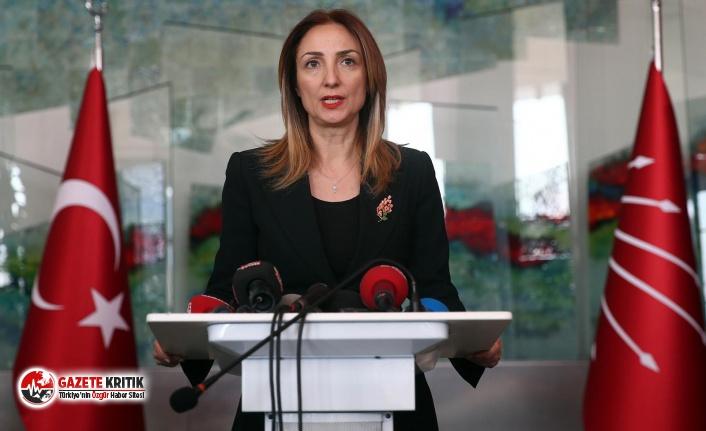 """Aylin Nazlıaka: """"Kadına yönelik şiddet politiktir"""" diye haykırmayı sürdüreceğiz!"""