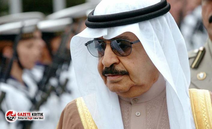 Bahreyn Başbakanı hayatını kaybetti