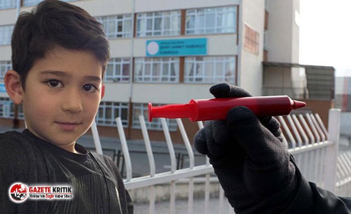 Bilirkişi, şırınga çikolatadan ölen 7 yaşındaki Mert Yağız'ı asli kusurlu buldu