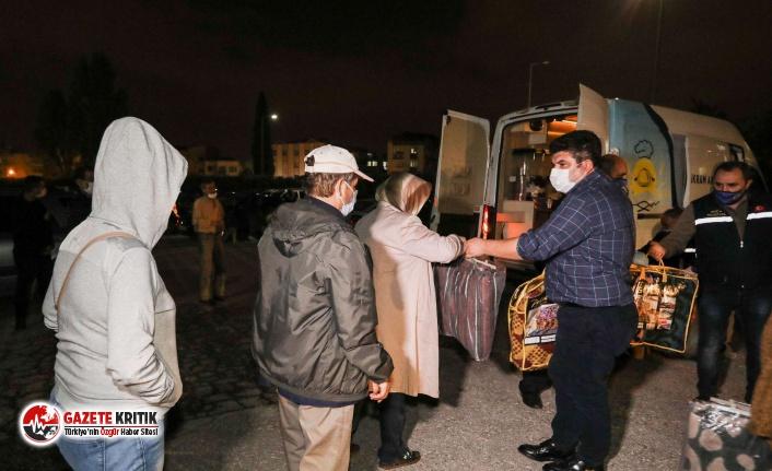 Buca Belediye Başkanı Kılıç'tan kira kampanyasına 15 bin TL