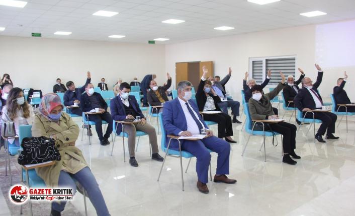 Burdur Belediye Meclisi toplantısında 2021 yılı bütçesi oy çokluğu ile kabul edildi