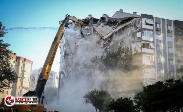 İzmir'de acil yıkılacak bina sayısı açıklandı