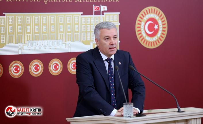 CHP'li Arık: ''Deprem değil ihmal öldürüyor''