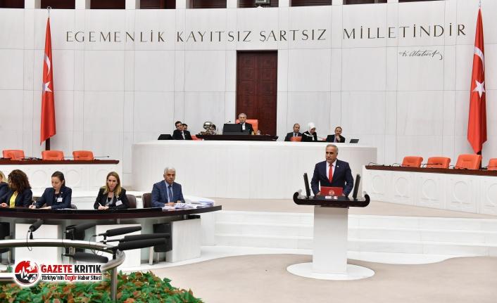 CHP'li Aydınlık: Tüm Türkiye'ye geçmiş olsun